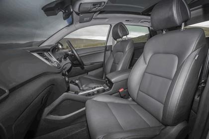 2016 Hyundai Tucson - UK version 164
