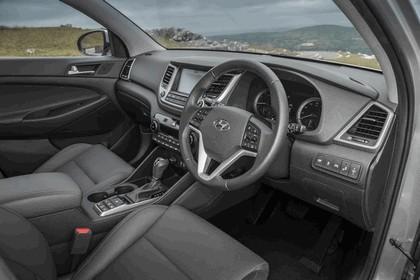 2016 Hyundai Tucson - UK version 167