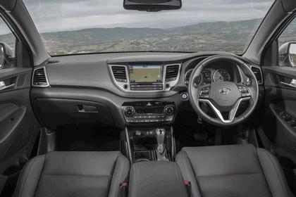 2016 Hyundai Tucson - UK version 168