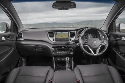 2016 Hyundai Tucson - UK version 169