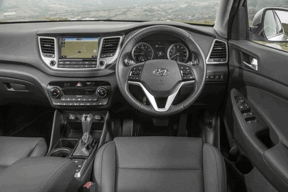 2016 Hyundai Tucson - UK version 170