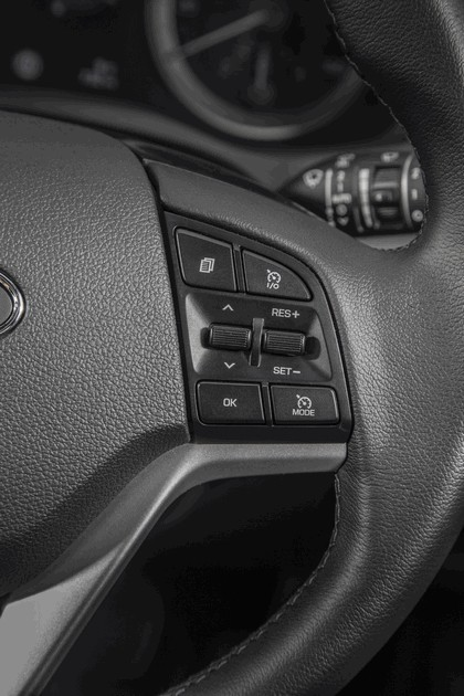 2016 Hyundai Tucson - UK version 176