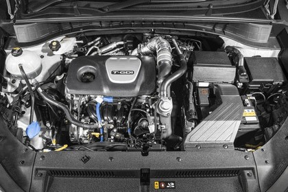 2016 Hyundai Tucson - UK version 186