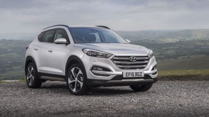 2016 Hyundai Tucson - UK version 9