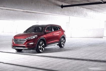 2016 Hyundai Tucson - USA version 1