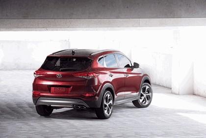 2016 Hyundai Tucson - USA version 2