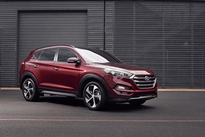 2016 Hyundai Tucson - USA version 5