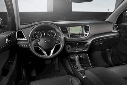 2016 Hyundai Tucson - USA version 31