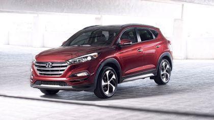2016 Hyundai Tucson - USA version 3