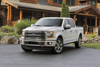 2016 Ford F-150 Limited 1