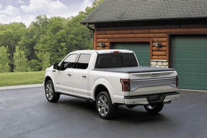2016 Ford F-150 Limited 3