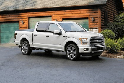 2016 Ford F-150 Limited 4