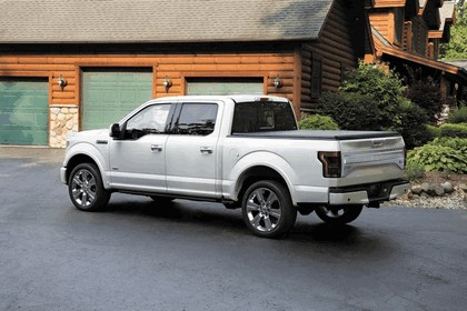 2016 Ford F-150 Limited 5