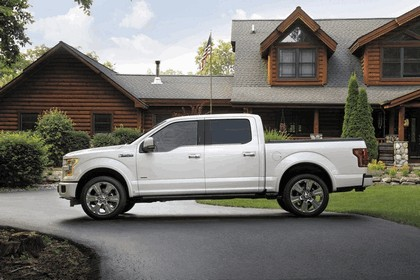 2016 Ford F-150 Limited 8