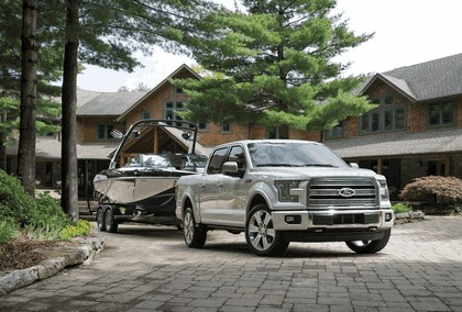 2016 Ford F-150 Limited 13