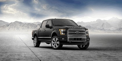 2016 Ford F-150 Limited 14