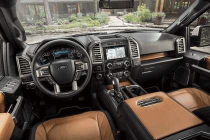 2016 Ford F-150 Limited 15