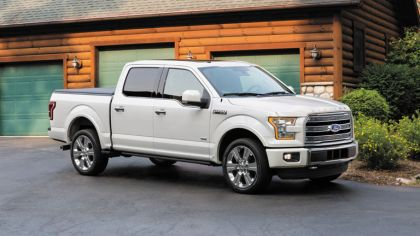 2016 Ford F-150 Limited 7