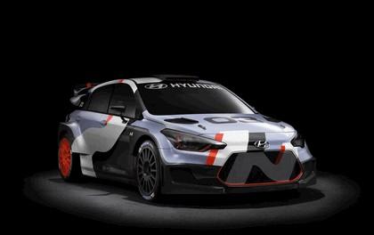 2016 Hyundai i20 WRC - renders 1