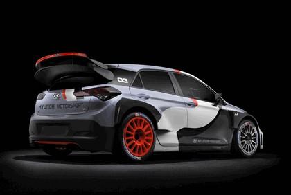 2016 Hyundai i20 WRC - renders 3