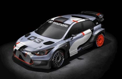 2016 Hyundai i20 WRC - renders 4