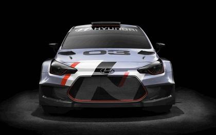 2016 Hyundai i20 WRC - renders 6