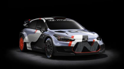 2016 Hyundai i20 WRC - renders 8