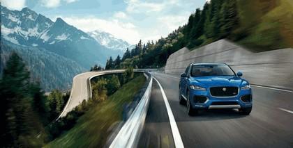2015 Jaguar F-Pace LE S 11