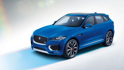 2015 Jaguar F-Pace LE S 7