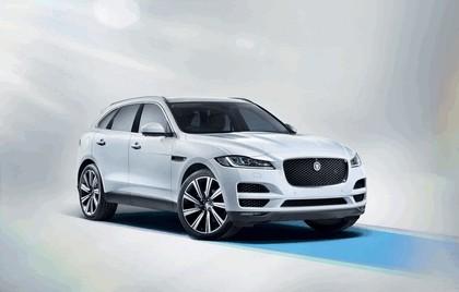 2015 Jaguar F-Pace Portfolio 1