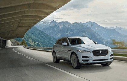 2015 Jaguar F-Pace Portfolio 10