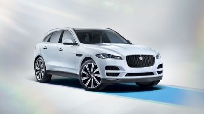 2015 Jaguar F-Pace Portfolio 5