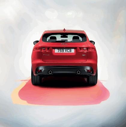 2015 Jaguar F-Pace R Sport 3