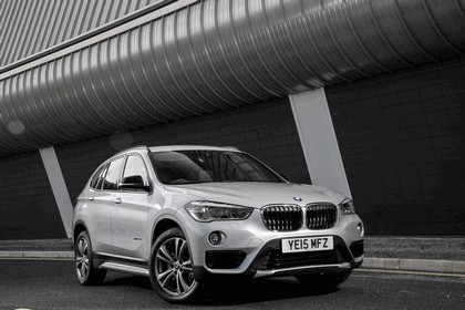 2015 BMW X1 20d Sport - UK version 1