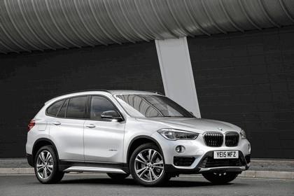 2015 BMW X1 20d Sport - UK version 2