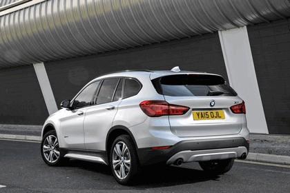 2015 BMW X1 20d Sport - UK version 3