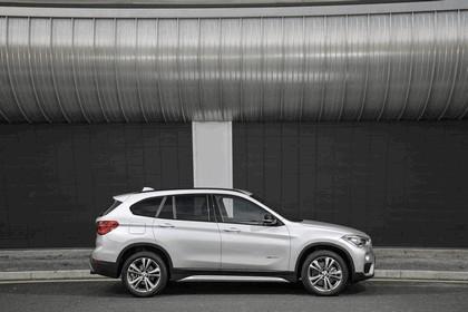 2015 BMW X1 20d Sport - UK version 4