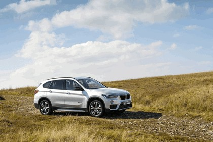 2015 BMW X1 20d Sport - UK version 6