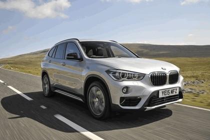 2015 BMW X1 20d Sport - UK version 7