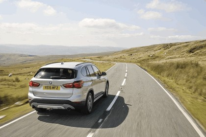 2015 BMW X1 20d Sport - UK version 12
