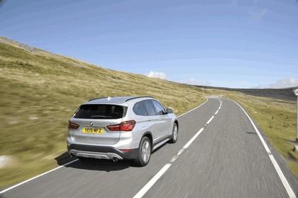 2015 BMW X1 20d Sport - UK version 13