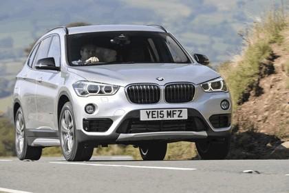2015 BMW X1 20d Sport - UK version 15