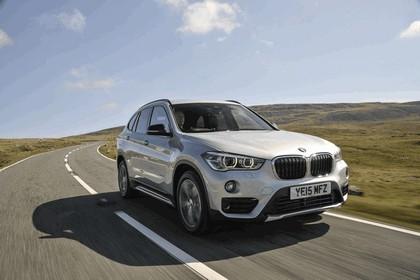 2015 BMW X1 20d Sport - UK version 16