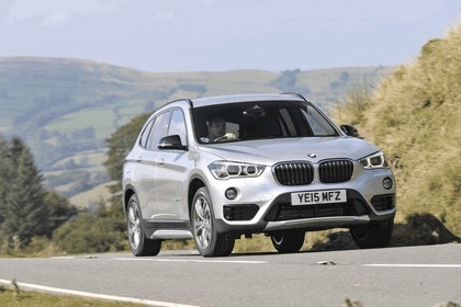 2015 BMW X1 20d Sport - UK version 17