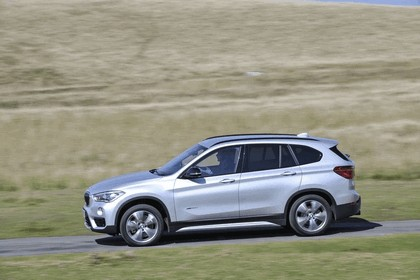2015 BMW X1 20d Sport - UK version 18