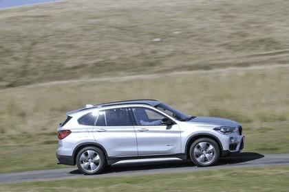 2015 BMW X1 20d Sport - UK version 19