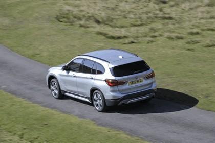 2015 BMW X1 20d Sport - UK version 22
