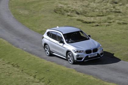 2015 BMW X1 20d Sport - UK version 23