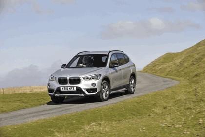 2015 BMW X1 20d Sport - UK version 26