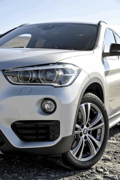 2015 BMW X1 20d Sport - UK version 34